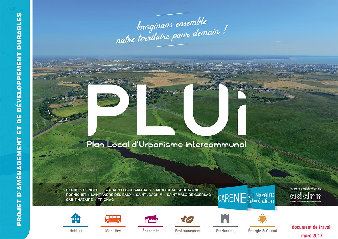 Evaluation environnementale PLUi, PDU, TVB de la CARENE